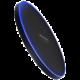AXAGON WDC-P10T, tenká bezdrátová rychlonabíječka, Qi 5/7.5/10W, micro USB
