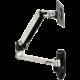 """Ergotron LX Wall Mount Arm, Polished Aluminum - nástěnný držák, max. 34"""" LCD  + Voucher až na 3 měsíce HBO GO jako dárek (max 1 ks na objednávku)"""