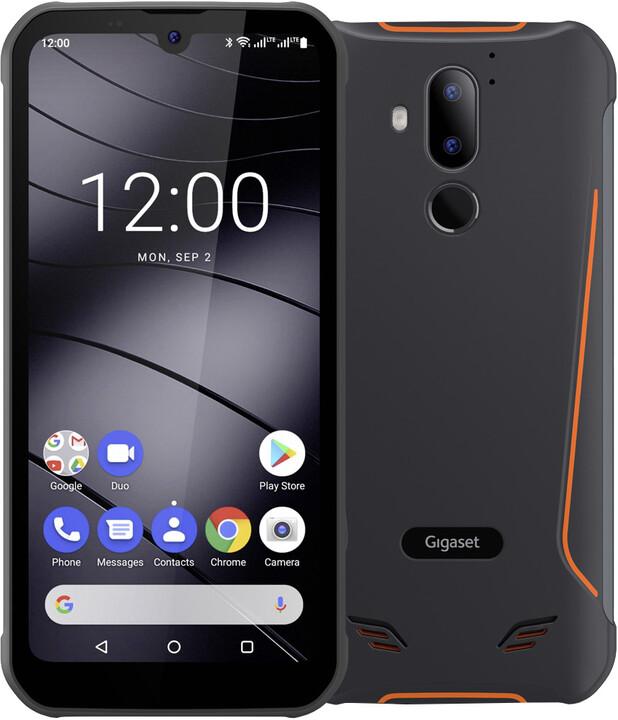 Gigaset GX290, 3GB/32GB, Black