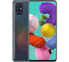 Samsung Galaxy A51, 4GB/128GB Black - SM-A515FZKVEUE