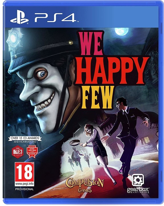 We Happy Few (PS4)