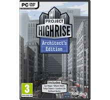 Project Highrise: Architects Edition (PC) - PC - 4260458361221