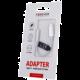 Forever adaptér z USB-C na jack 3,5mm, bílá