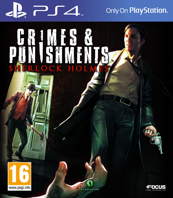 Sherlock Holmes: Crimes and Punishments (PS4)