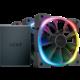 NZXT Aer RGB 2 Series Triple Starter kit HF-2812C-T1, HUE 2, 3x120mm, 4-pin  + 300 Kč na Mall.cz