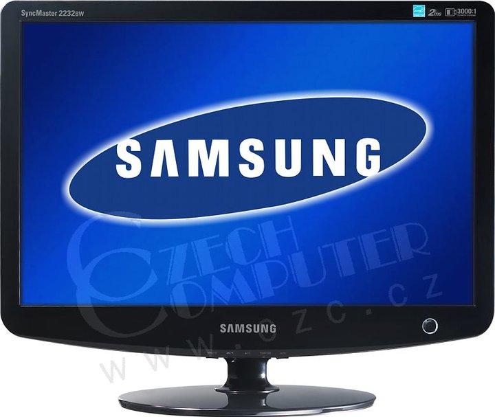 """Samsung SyncMaster 2232BW - LCD monitor 22"""""""