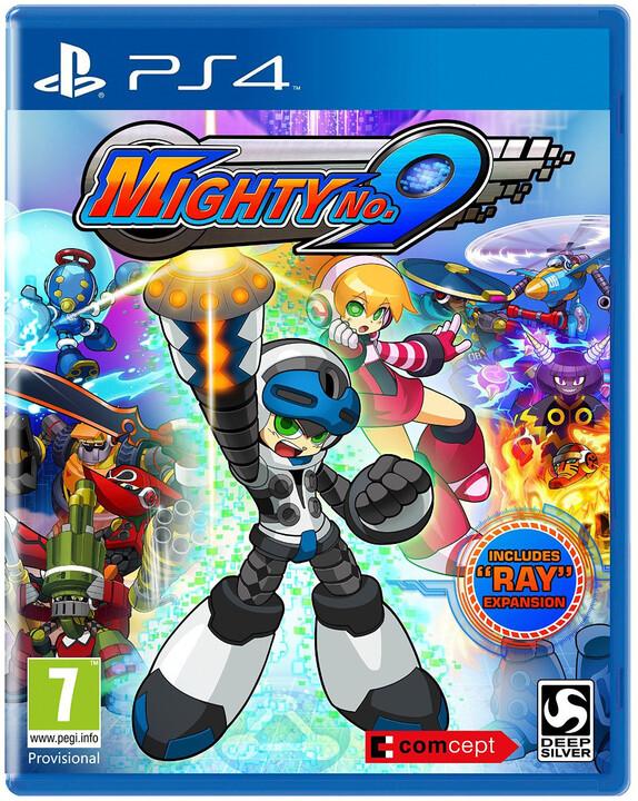 Mighty No.9 (PS4)