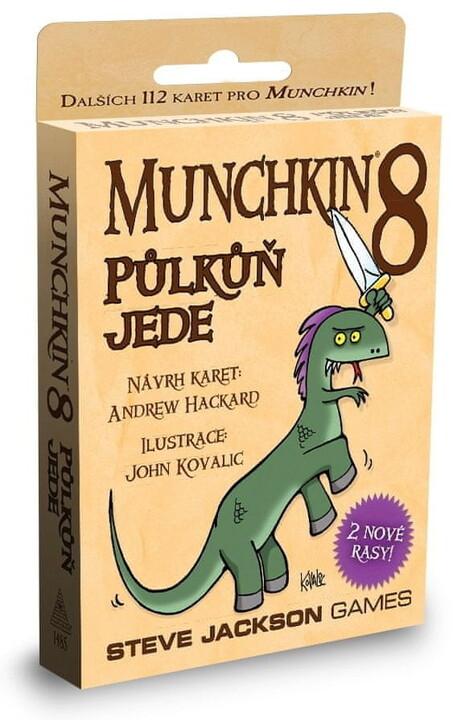 Karetní hra Munchkin - rozšíření 8