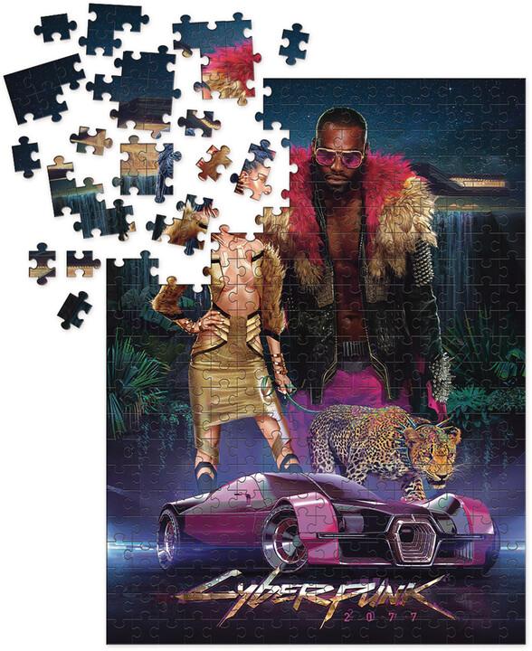 Puzzle Cyberpunk 2077 - Neokitsch