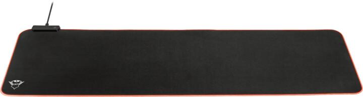 Trust GXT 764 Glide-Flex RGB, černá