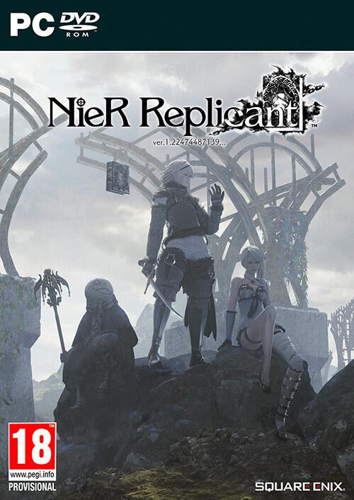 NieR Replicant Ver.1.22474487139 (PC)