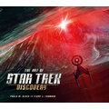 Kniha The Art of Star Trek: Discovery