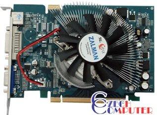 Galaxy GF7300GT Zalman 128MB, PCI-E