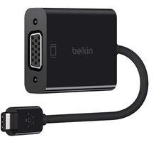 Belkin USB 2.0 USB-C to VGA Adaptér - F2CU037btBLK