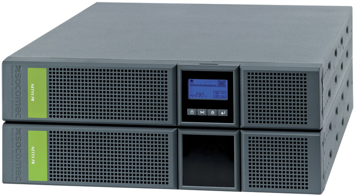 Socomec batery modul pro NeTYS RT 1100 VA