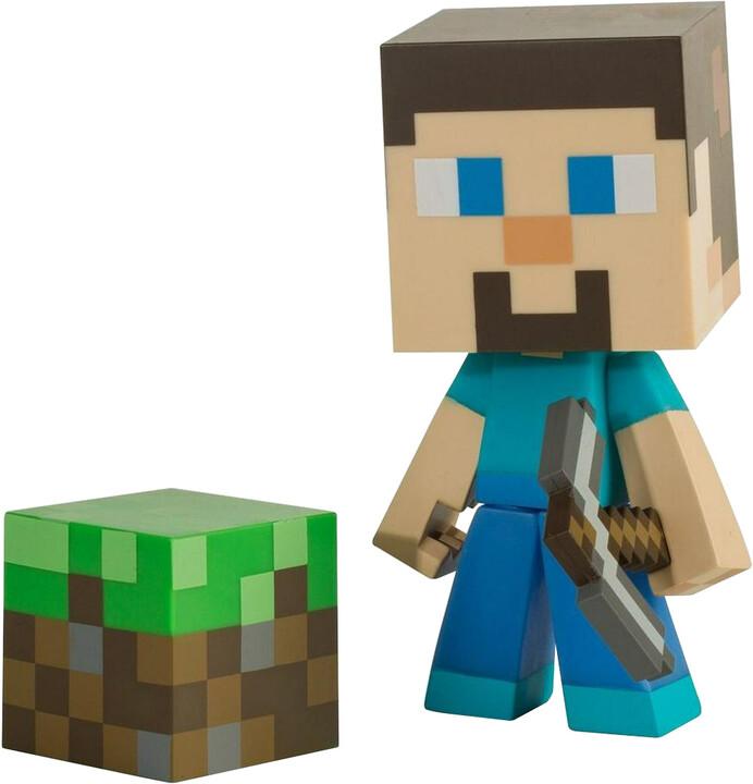 Minecraft - Steve 6 s krumpáčem