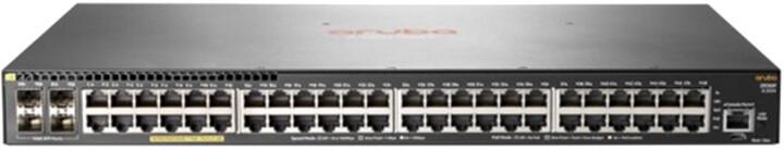 HP Aruba 2930F 48G PoE+ 4SFP