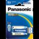 Panasonic baterie 6LR61 1BP 9V Evolta alk