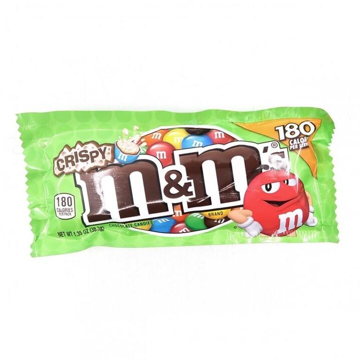 M&M's Crispy 38,3 g