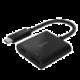Belkin adaptér USB-C - HDMI, USB-C PD, 4Kx2K@60Hz, 60W, černá