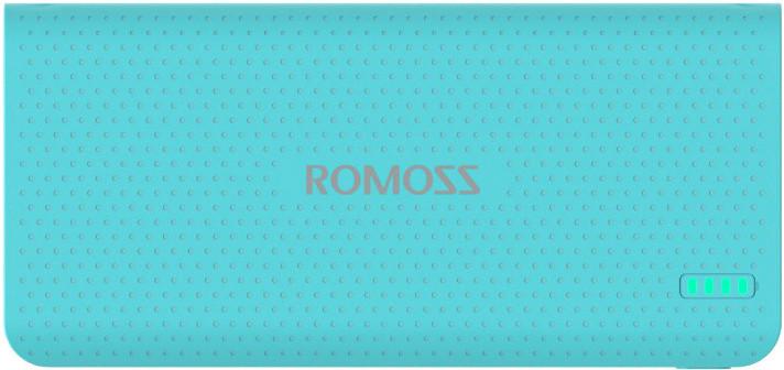ROMOSS sense 15, 15000 mAh, modrá