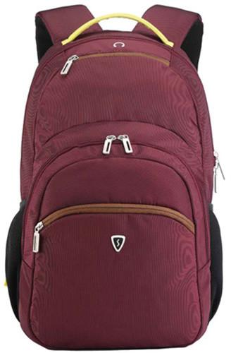 SUMDEX batoh pro notebook PON-391OR, vínový