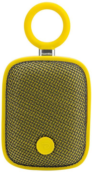 DreamWave Bubble Pods, žlutá
