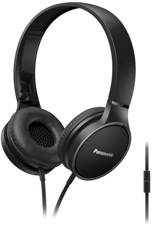 Panasonic RP-HF300ME, černá