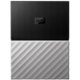 WD My Passport Ultra Metal - 3TB, Black/Grey