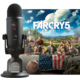 Blue Microphones Yeti, černá + Far Cry 5