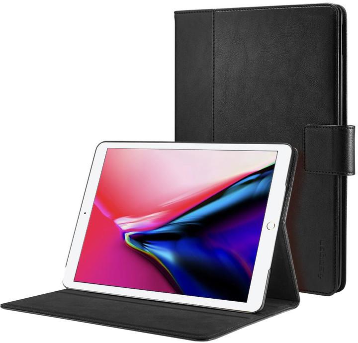 "Spigen Stand Folio pouzdro pro iPad 9.7"" 2017, černá"