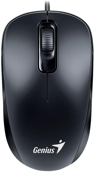 Genius DX-110, USB, černá