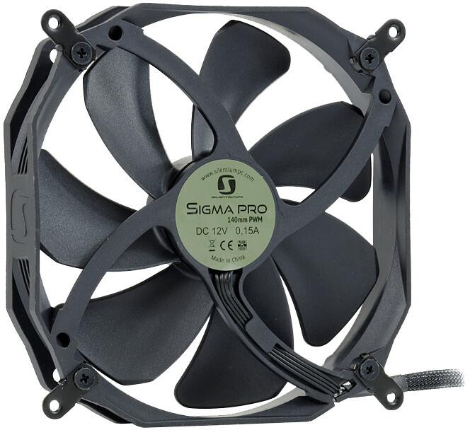 SilentiumPC Sigma Pro 140 PWM (140mm)