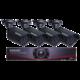EVOLVEO Detective D04 FHD, 4-kanálový NVR + 4x kamera FHD, IP65