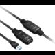 Club3D prodlužovací kabel USB 3.2 Gen1 M/F 28AWG, aktivní, 15m