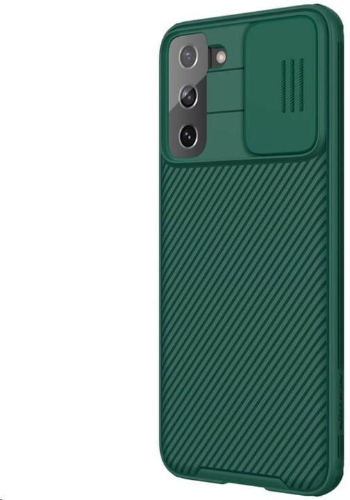 Nillkin zadní kryt CamShield Armor pro Samsung Galaxy S21+, zelená