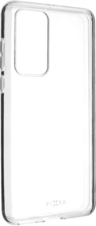 FIXED TPU gelové pouzdro pro Huawei P40, čirá