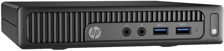 HP 260 G2 DM, černá
