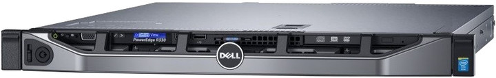 Dell PowerEdge R330 /E3-1230v5/16GB/4x1TB 7,2K NLSAS/Bez OS
