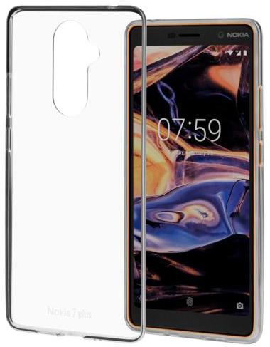 Nokia Premium pouzdro pro Nokia 7 Plus, clear