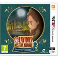 Layton's Mystery Journey: Katrielle and the Millionaires Conspiracy (3DS)