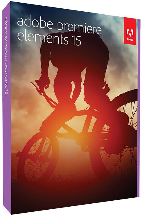 Adobe Premiere Elements 15 CZ