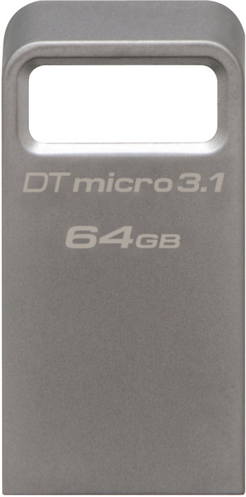 Kingston DataTraveler Micro 3.1 - 64GB