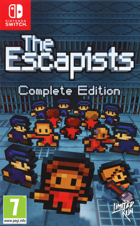 The Escapists - Complete Edition (SWITCH)