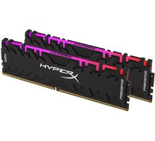 HyperX Predator RGB 64GB (2x32GB) DDR4 3600 CL18 CL 18 - HX436C18PB3AK2/64