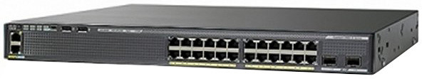 Cisco Catalyst 2960XR-24TD-I
