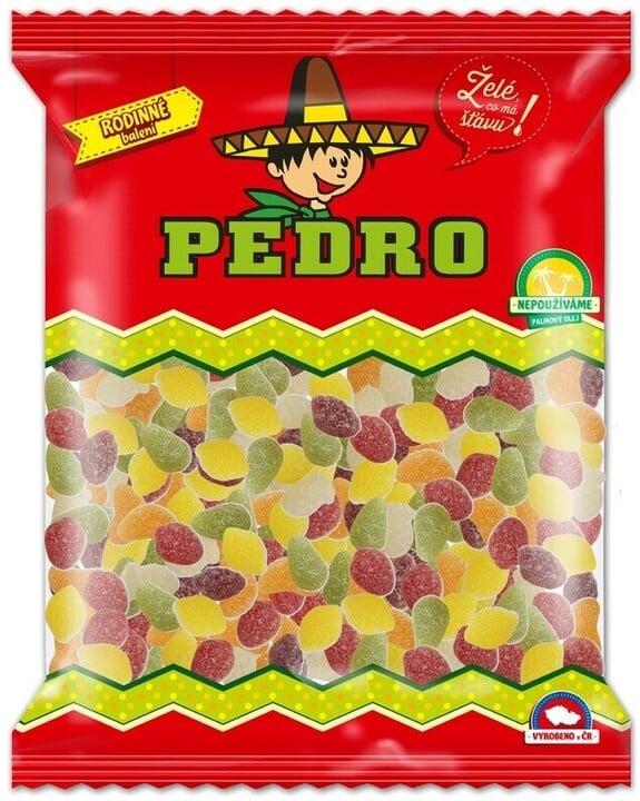 PEDRO Kyselý ovocný salát, želé, 1 kg