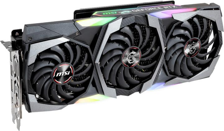 MSI GeForce RTX 2080 GAMING X TRIO 8G, 8GB GDDR6