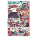 Komiks Cuphead: Volume 1 - Comic Capers & Curios