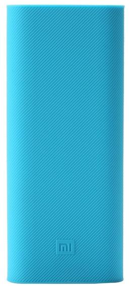Xiaomi silikonové pouzdro pro Xiaomi Power Bank 16000 mAh, modrá